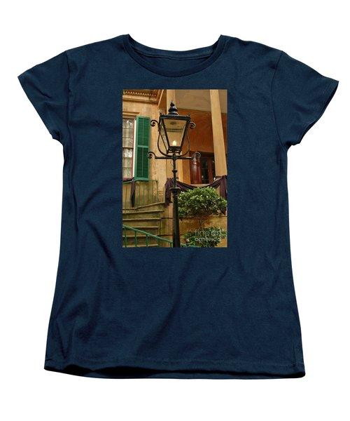 Historical Gas Light Women's T-Shirt (Standard Cut) by Patrick Shupert