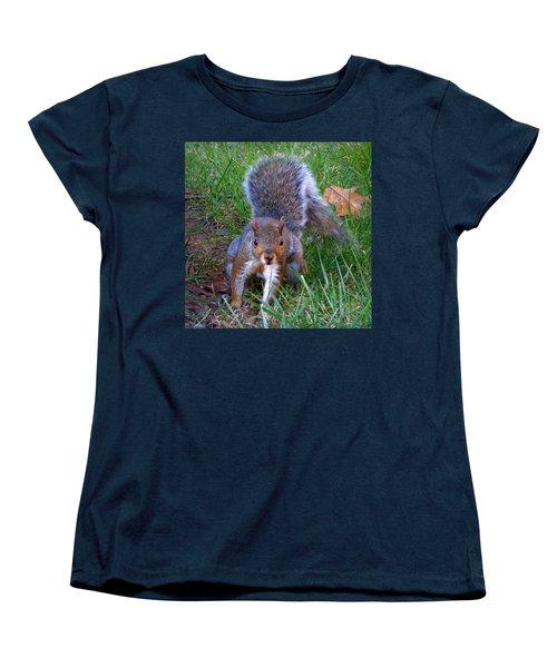 Women's T-Shirt (Standard Cut) featuring the photograph Hiya by Joseph Skompski