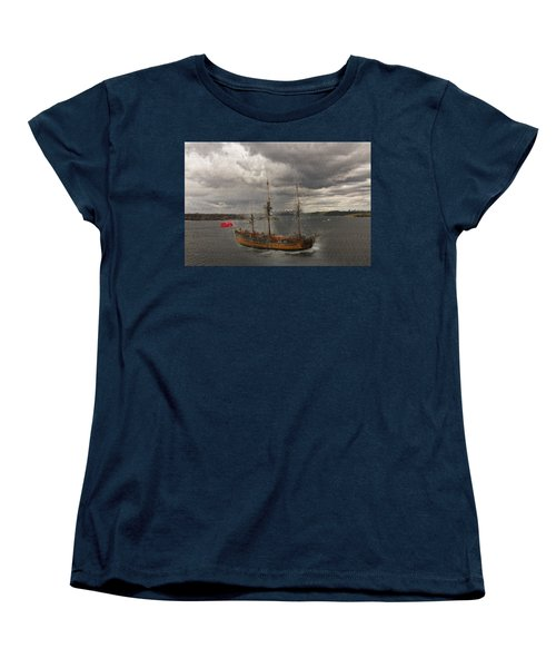 Hmb Endevour Women's T-Shirt (Standard Cut) by Miroslava Jurcik