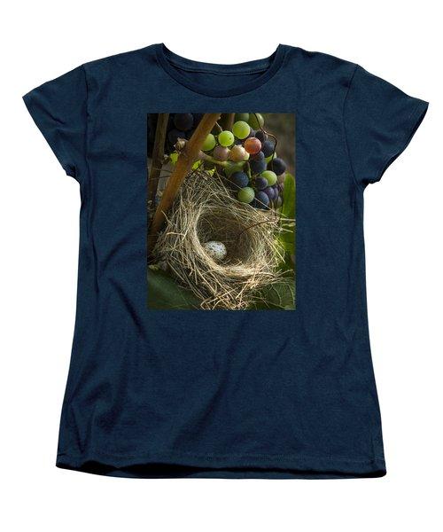 Home Alone Women's T-Shirt (Standard Cut) by Jean Noren