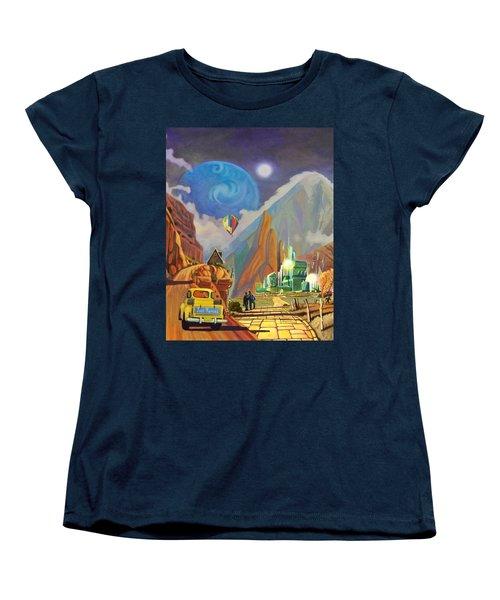 Honeymoon In Oz Women's T-Shirt (Standard Cut)