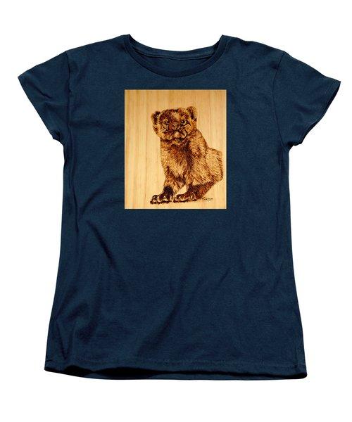 Hope's Marten Women's T-Shirt (Standard Cut) by Ron Haist