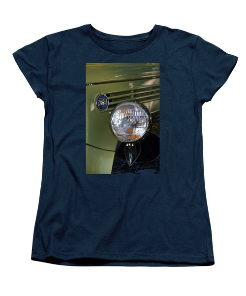 Women's T-Shirt (Standard Cut) featuring the photograph Hr-19 by Dean Ferreira