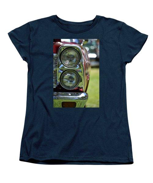 Women's T-Shirt (Standard Cut) featuring the photograph Hr-46 by Dean Ferreira