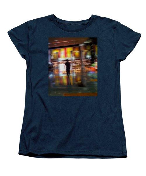 Women's T-Shirt (Standard Cut) featuring the photograph Hunter-gatherer by Alex Lapidus