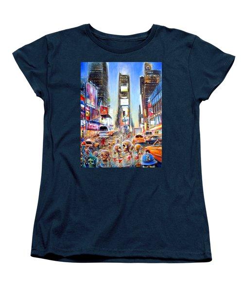 I Heart Ny Women's T-Shirt (Standard Cut)