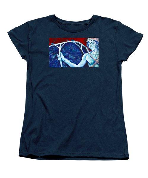 Icarus Women's T-Shirt (Standard Cut) by Derrick Higgins