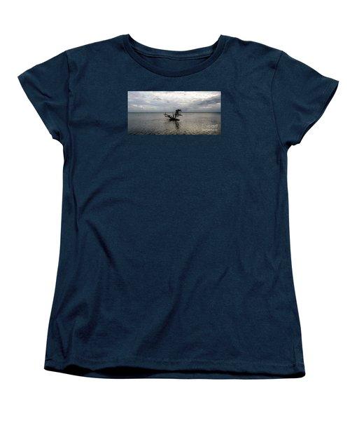Ikebana Sunset Women's T-Shirt (Standard Cut)