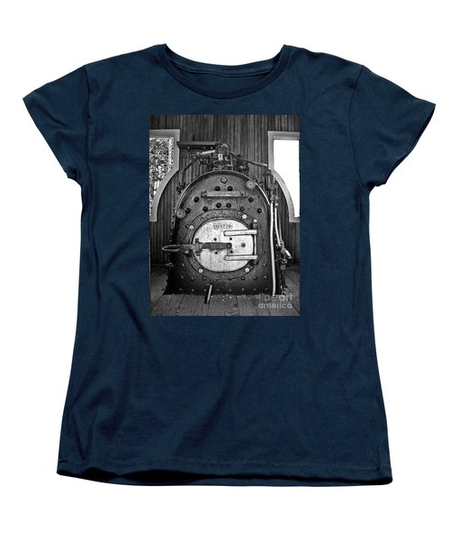 Women's T-Shirt (Standard Cut) featuring the photograph In Control B by Sara  Raber