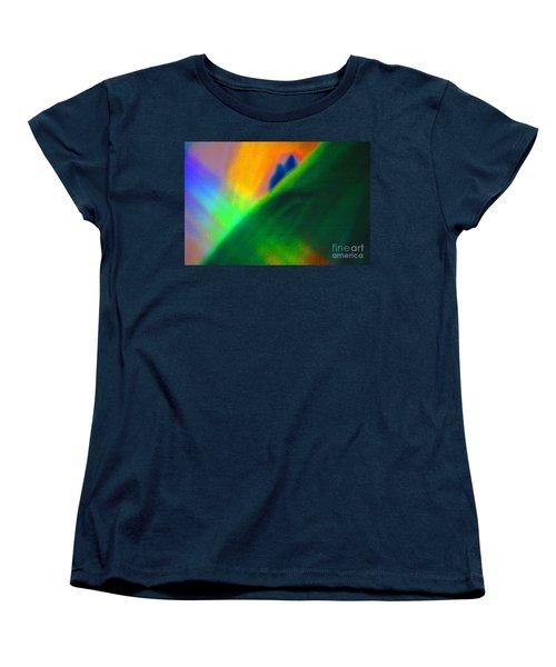 In Love  Women's T-Shirt (Standard Cut) by First Star Art