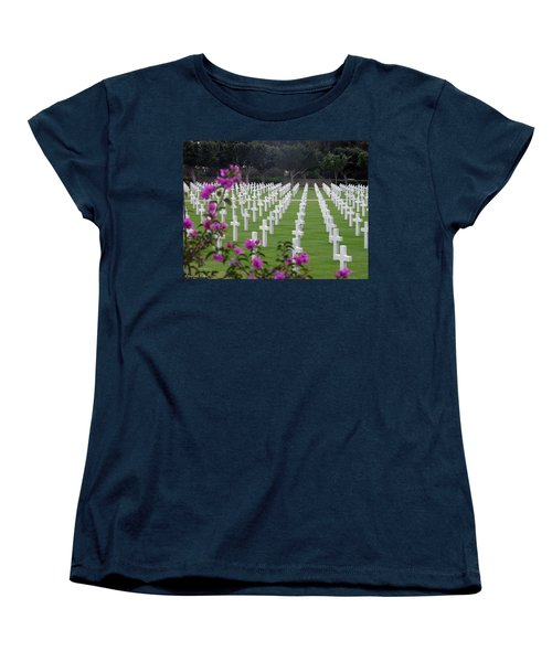 Women's T-Shirt (Standard Cut) featuring the photograph In Rememberance by Lucinda Walter