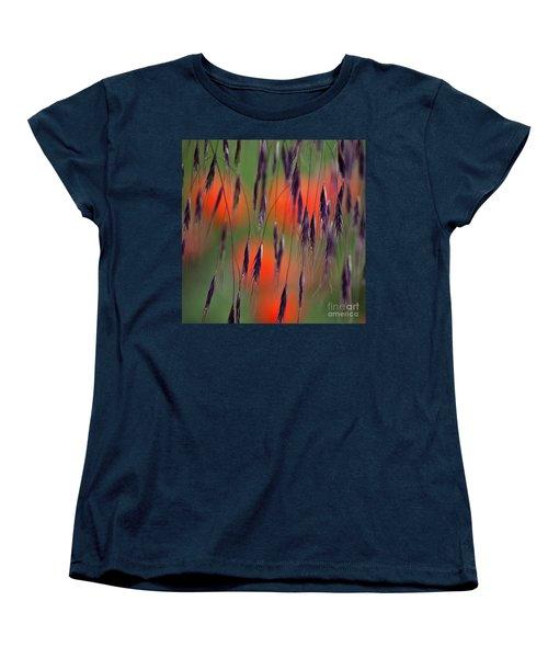 In The Meadow Women's T-Shirt (Standard Cut) by Heiko Koehrer-Wagner