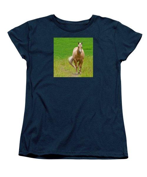 In The Meadow Women's T-Shirt (Standard Cut) by Torbjorn Swenelius