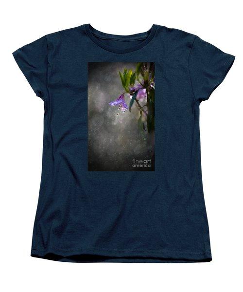 In The Morning Rain Women's T-Shirt (Standard Cut) by Jaroslaw Blaminsky