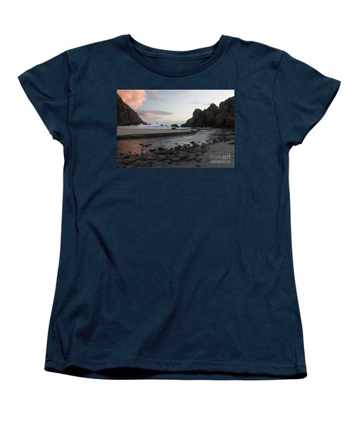Women's T-Shirt (Standard Cut) featuring the photograph In The Pink by Suzanne Luft