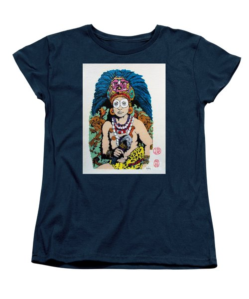 Inca  Royalty Women's T-Shirt (Standard Cut) by Roberto Prusso