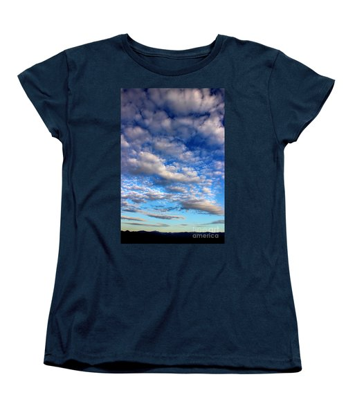 Influence Of Dusk Women's T-Shirt (Standard Cut) by Michael Eingle