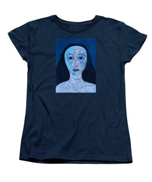 Inside This Shell Women's T-Shirt (Standard Cut)