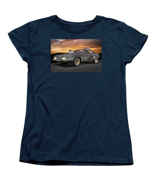Interceptor II Women's T-Shirt (Standard Cut) by Stuart Swartz