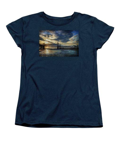 International Blues Women's T-Shirt (Standard Cut) by Evie Carrier