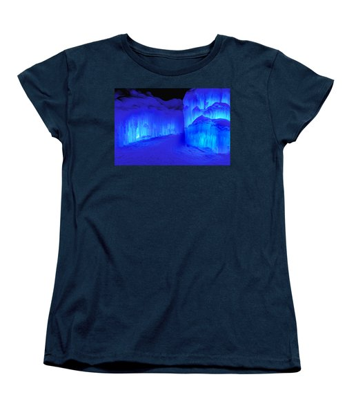 Into The Blue Women's T-Shirt (Standard Cut)