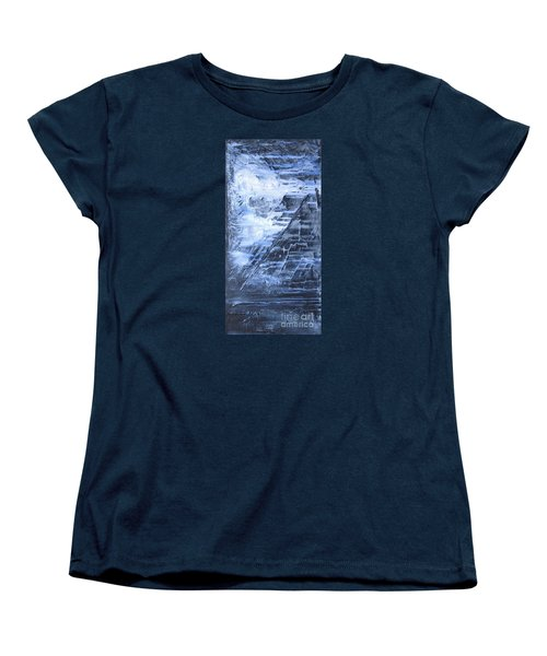 Into The Mystic Women's T-Shirt (Standard Cut) by Susan  Dimitrakopoulos