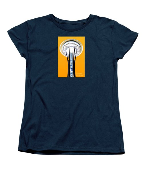 Women's T-Shirt (Standard Cut) featuring the photograph Inverted Needle by Chris Anderson