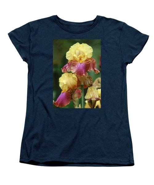 Iris 1 Women's T-Shirt (Standard Cut) by Andy Shomock