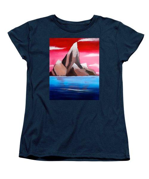 Islands Hawaii Women's T-Shirt (Standard Cut)
