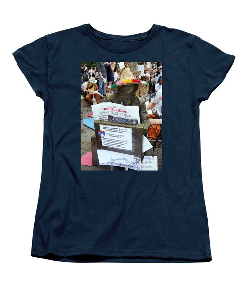 Women's T-Shirt (Standard Cut) featuring the photograph Its A New Dawn by Ed Weidman
