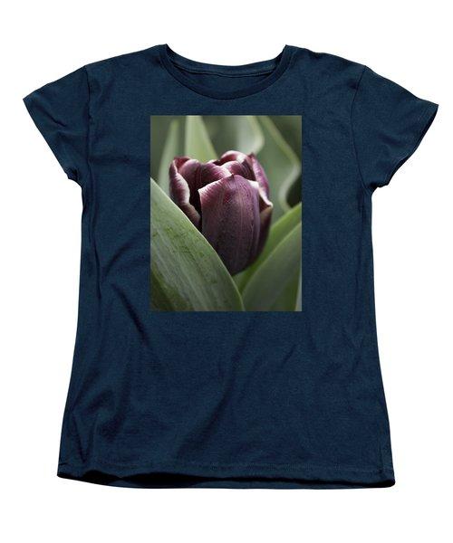 Jackpot Tulip Women's T-Shirt (Standard Cut) by Joseph Skompski