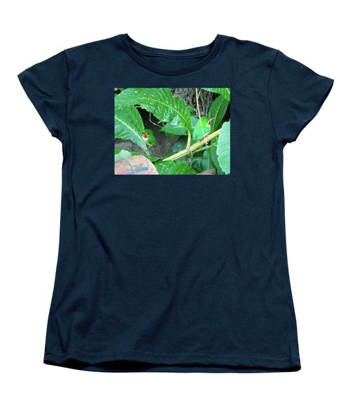 Jamaican Toadies Women's T-Shirt (Standard Cut) by Carey Chen