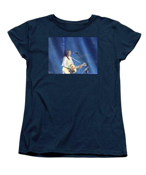 Jamie Grace Women's T-Shirt (Standard Cut) by Aaron Martens