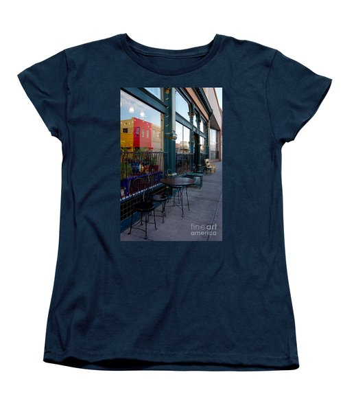 Java Time Women's T-Shirt (Standard Cut) by Vicki Pelham