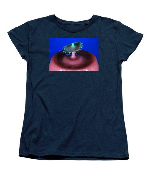 Jelly Bean Women's T-Shirt (Standard Cut) by Kevin Desrosiers