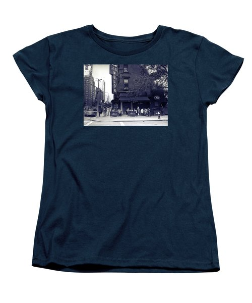 J.g. Melon - Manhattan  Women's T-Shirt (Standard Cut) by Madeline Ellis