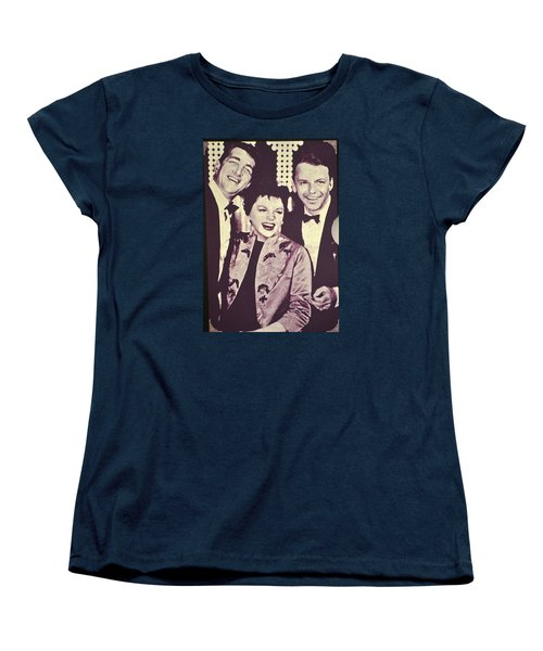 Judy Garland And Friends Women's T-Shirt (Standard Cut) by Jay Milo