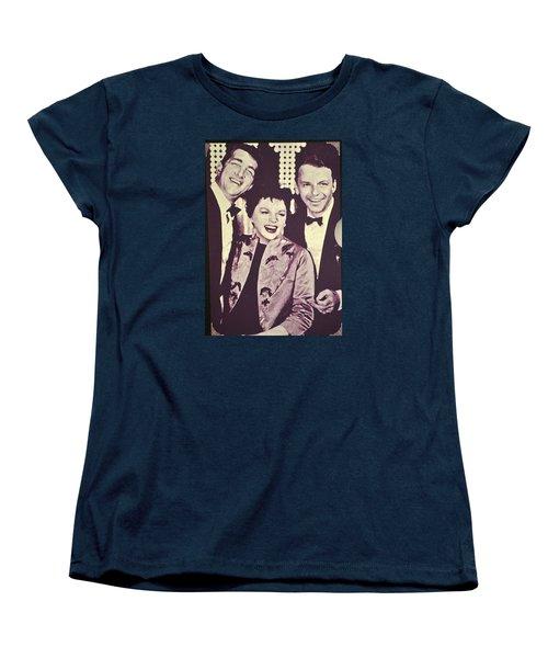 Judy Garland And Friends Women's T-Shirt (Standard Cut)
