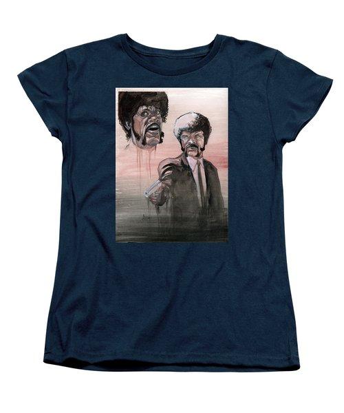 Jules Bamf Women's T-Shirt (Standard Cut) by Jimmy Adams