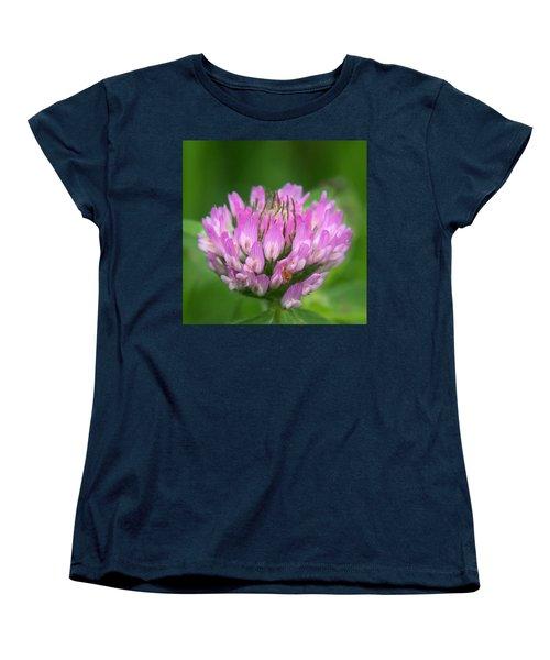 Just Clover Women's T-Shirt (Standard Cut) by Denyse Duhaime