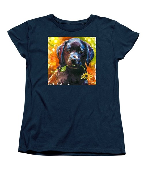 Just Picked Women's T-Shirt (Standard Cut) by Molly Poole