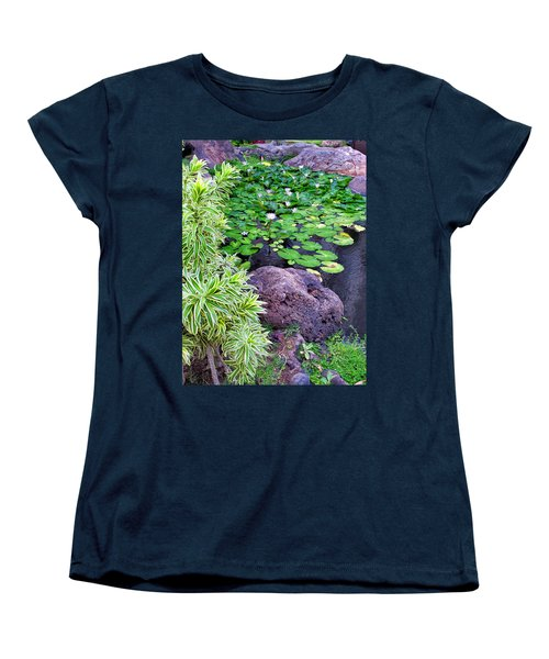Kaanapali 8 Women's T-Shirt (Standard Cut) by Dawn Eshelman