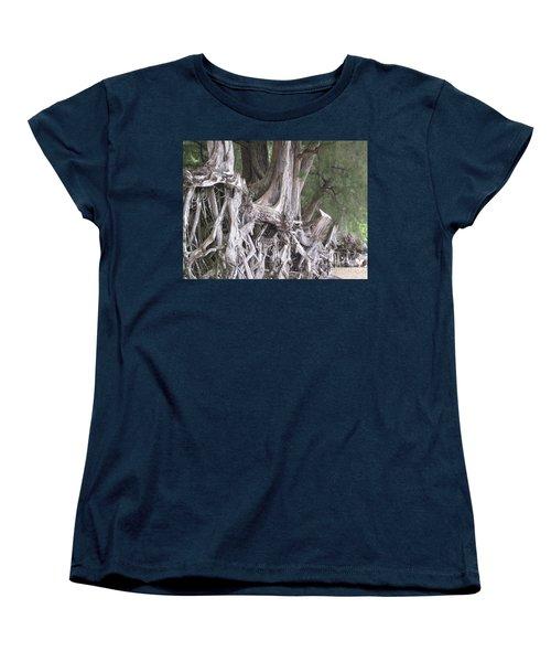 Kauai - Roots Women's T-Shirt (Standard Cut) by HEVi FineArt
