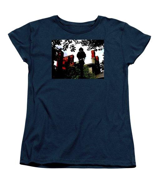 Women's T-Shirt (Standard Cut) featuring the photograph Lehigh University Chandler Ullman by Jacqueline M Lewis