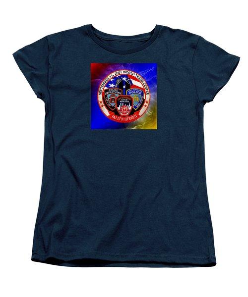 Least We Forget  Women's T-Shirt (Standard Cut)