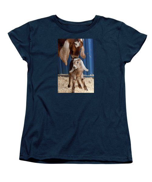 Licked Clean Women's T-Shirt (Standard Cut) by Caitlyn  Grasso