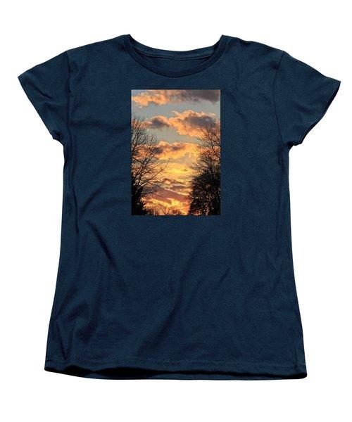 Women's T-Shirt (Standard Cut) featuring the photograph Light Catcher by Julie Andel