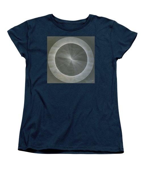 Light Is Pi  The Shape Of Pi Women's T-Shirt (Standard Cut) by Jason Padgett