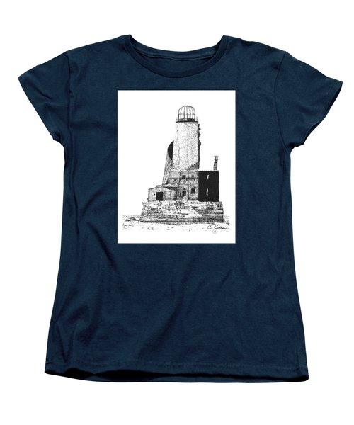 Lighthouse Women's T-Shirt (Standard Cut) by C Sitton