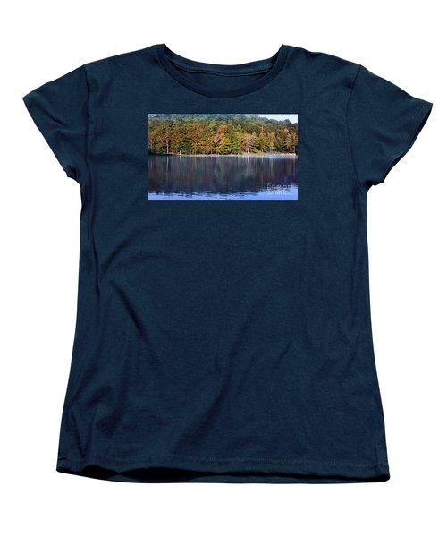 Little Beaver Lake Women's T-Shirt (Standard Cut)